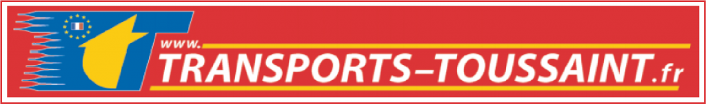 Logo transport toussaint