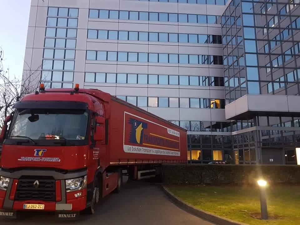 Logistique transport France